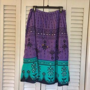 Sag Harbor full skirt